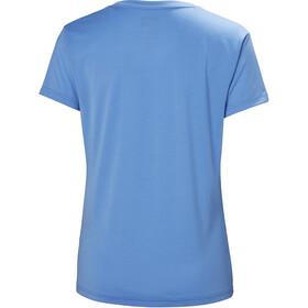 Helly Hansen W's Skog Graphic T-Shirt Cornflower